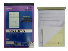 72 Bulk 2 Part Invoice Book 50 Sets