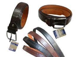 144 Bulk Men's Belt