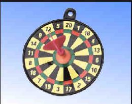 288 Bulk Mini Dart Game