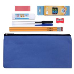 48 Bulk 7 Piece School Supply Kit