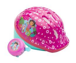 12 Bulk Dora The Explorer Kids Helmet