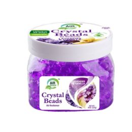 24 Bulk 8oz Air Fusion Crystal Beads [lavender & Vanilla]