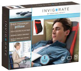 6 Bulk Back Massager Pillow