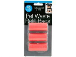 72 Bulk Pet Waste Refill Bags