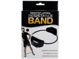 12 Bulk Sidestep Lateral Resistance Band