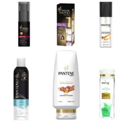 113 Bulk Pantene Hair Care Lots