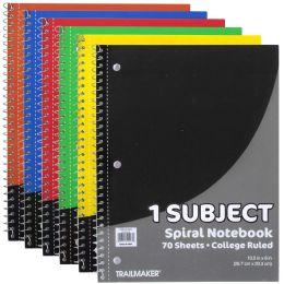 48 Bulk 1 Subject Notebook - College Ruled