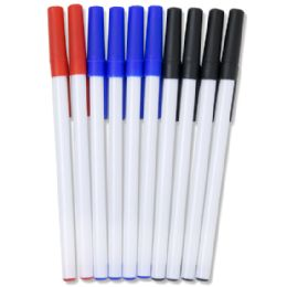 24 Bulk Bulk 10 Pack Of Pens