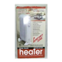2 Bulk Radiator Heater Deluxe Oil Filled