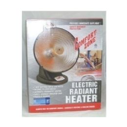 "2 Bulk Jumbo Dish Radiant Heater 20x16.5x5"""
