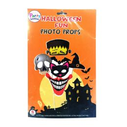 36 Bulk Party Solutions Halloween Photo Props Contains 6 Props
