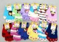 240 Bulk Ladies Glove With Assorted Designs