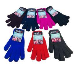 72 Bulk Adult Magic Gloves Assorted Colors