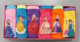 120 Bulk Girls Cotton Panty