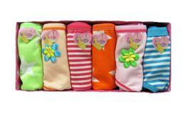 216 Bulk Girls Cotton Panty
