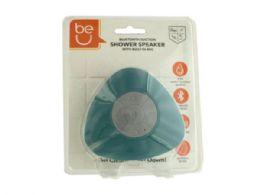 6 Bulk Be U Waterproof Bluetooth Shower Speaker