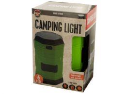 6 Bulk 3-Way Power Led Camping Lantern