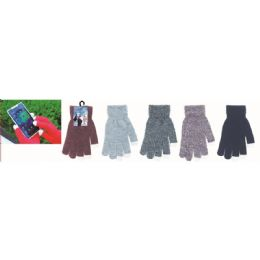 72 Bulk Texting Gloves In Assorted Colors