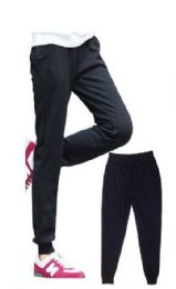 24 Bulk Womens Athletic Pants Size Xlarge Assorted Color