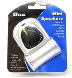 36 Bulk Foldabel Portable Mini Light Weight Speaker