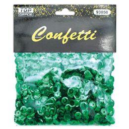 144 Bulk Sequins Green