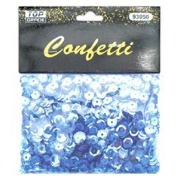 144 Bulk Sequins Pastel Blue