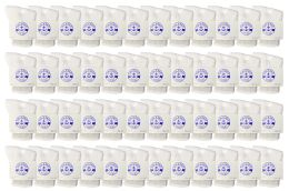 48 Bulk Yacht & Smith Kids Value Pack Of Cotton Crew Socks Size 2-4 White
