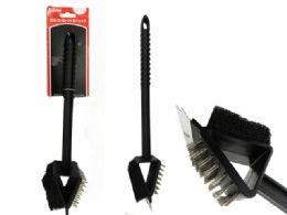 72 Bulk 3-IN-1 Bbq Grill Brush