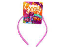144 Bulk Goody Trolls Color Changing Headband