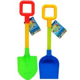 96 Bulk Shovel Play Set With Tag