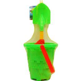 12 Bulk Beach Toy Bucket