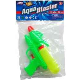 72 Bulk Water Gun In Poly Bag With Header