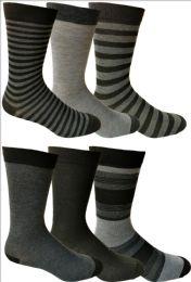 Bulk Yacht & Smith Dress Socks, Colorful Patterned Assorted Styles