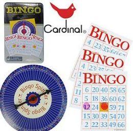 18 Bulk Cardinal Classic Bingo Sets