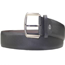 48 Bulk Men Belt Large