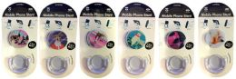 60 Bulk Dog Graphic Assorted Phone With Holder