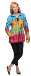 5 Bulk Nepal Handmade Cotton Jackets With Hood Pastel Color