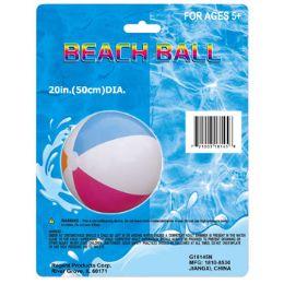 72 Bulk Inflatable Beach Ball