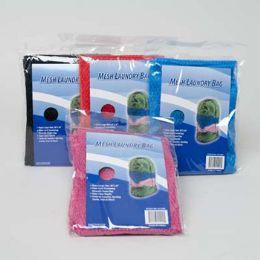 72 Bulk Laundry Bag Mesh