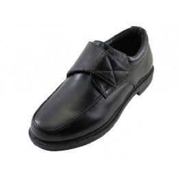 12 Bulk Boy's Slip On Dress Shoes & School Shoe