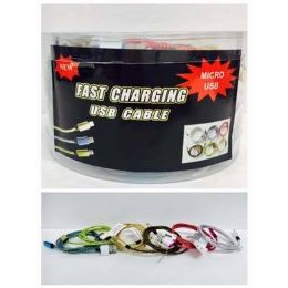 24 Bulk Usb Cable Micro Fast Charge
