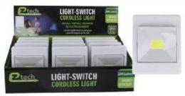 24 Bulk Led Cordless Light Center Switch