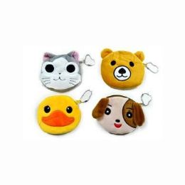 48 Bulk Assorted Animals Coin Purse