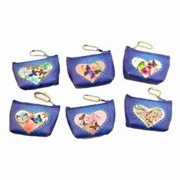 48 Bulk Butterfly Coin Purse