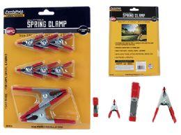 96 Bulk 8pc Spring Clamps