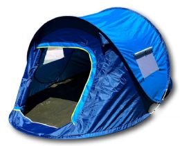 2 Bulk Two Tone Pop Up Camping Tent
