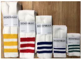 600 Bulk Sock Pallet Deal Mix Of All New Tube Sock For Men Women Children
