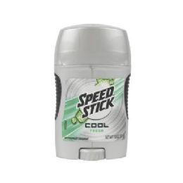 120 Bulk Speed Cool Fresh Stick Deodorant Shipped By Pallet