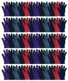 180 Bulk Yacht & Smith Women's Warm And Stretchy Winter Magic Gloves