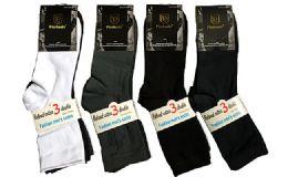 120 Bulk Assorted Mens Dress Socks Size 10-13